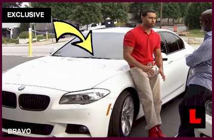 Apollo Nida Prison Term: Did Phaedra Parks Take the BMW? EXCLUSIVE