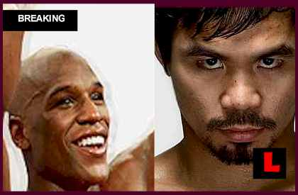 Floyd Mayweather vs Manny Pacquiao Fight May 2, 2015 Confirmed