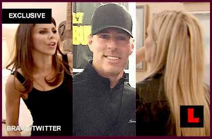 Jim Edmonds RHOC Renews Heather Dubrow, Shannon Beador Mansion Battle