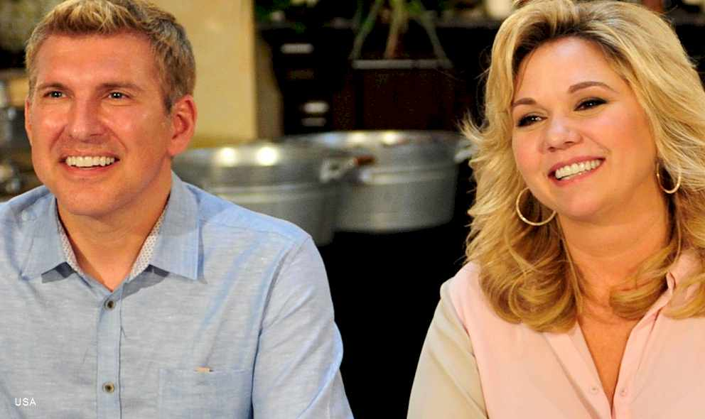 Todd Chrisley's Wife Gets New Season & New Lawsuit: EXCLUSIVE