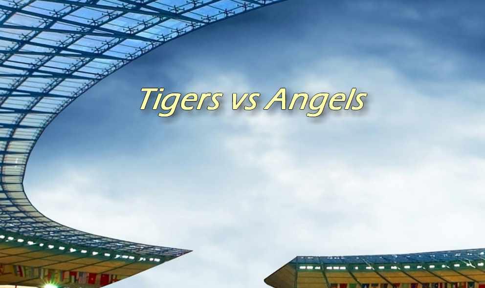 Tigers vs Angels 2015 Score Heats up MLB Baseball Tonight