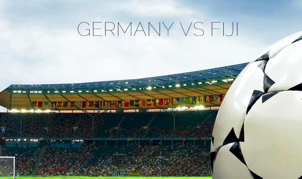 Germany vs Fiji U20 2015 Score Heats Up Copa Mundial Qualifier