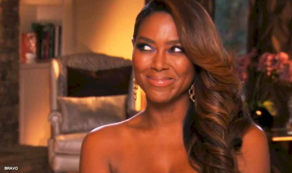 RHOA Kenya Moore vs. Sheree Whitfield Feud To Lift Ratings? EXCLUSIVE