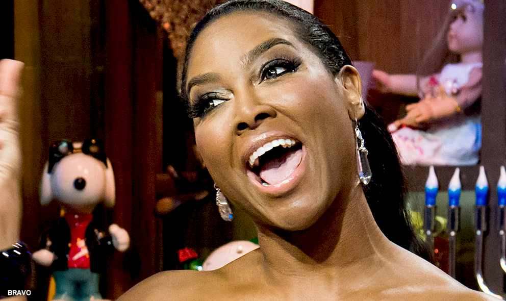 Kenya Moore, Claudia Jordan React to NeNe Leakes RHOA Exit? EXCLUSIVE