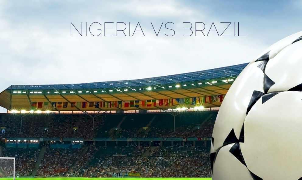 Nigeria vs Brazil U20 2015 Score En Vivo Ignites Copa Mundial Qualifier