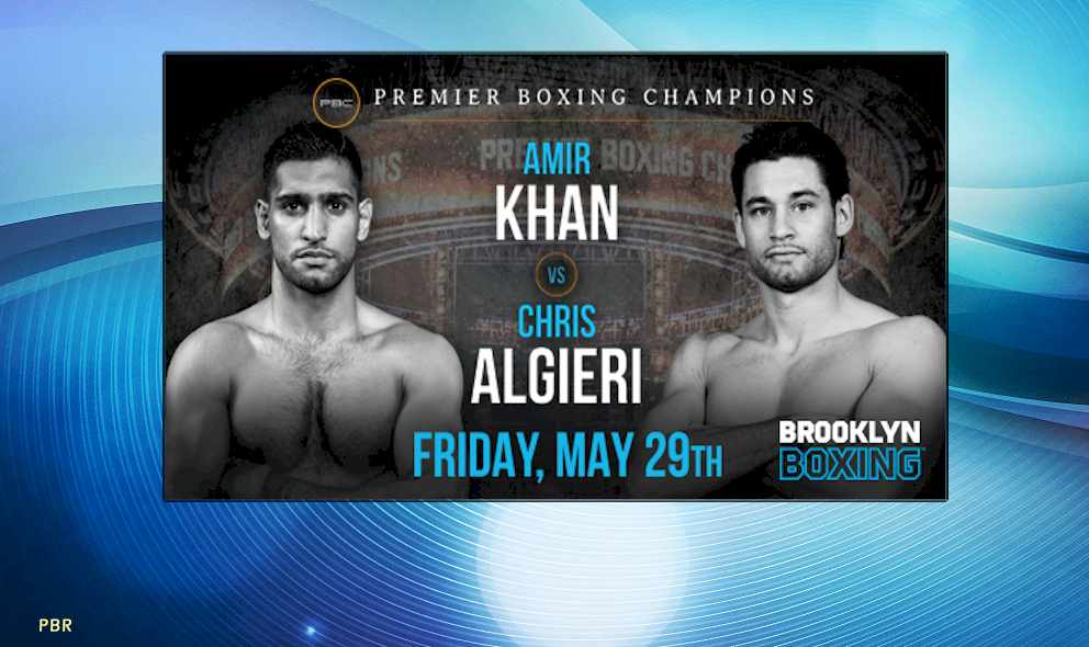 Who Won the Amir Khan vs. Algieri Fight Tonight 2015, Winner Boxing Results