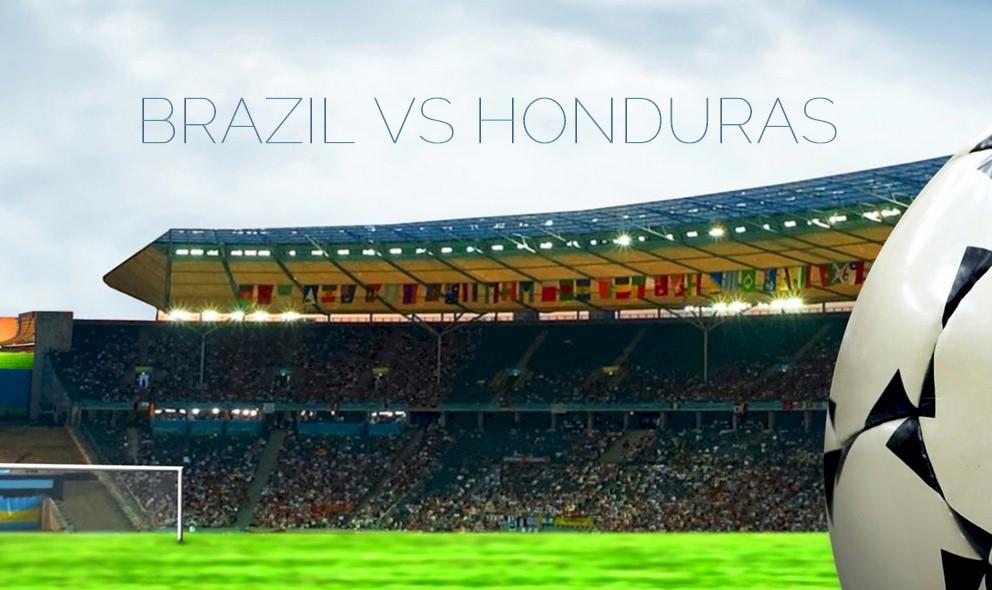 Brazil vs Honduras 2015 Score En Vivo Prompts Futbol Amistoso