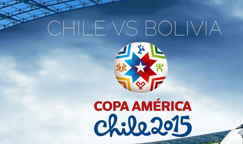 Chile vs Bolivia 2015 Score En Vivo Follows Mexico Copa America Elimination