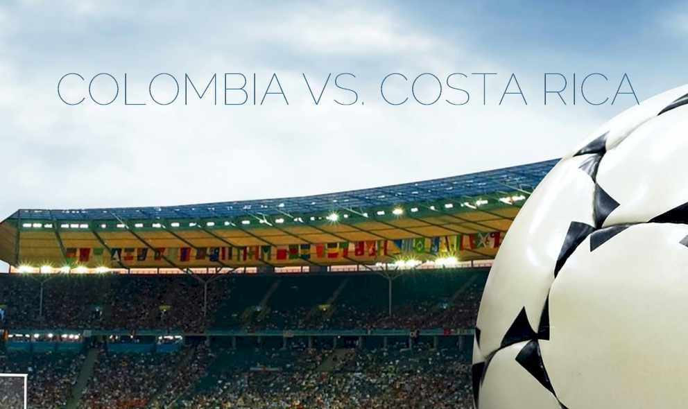 Colombia vs Costa Rica 2015 Score Heats up Futbol Amistoso