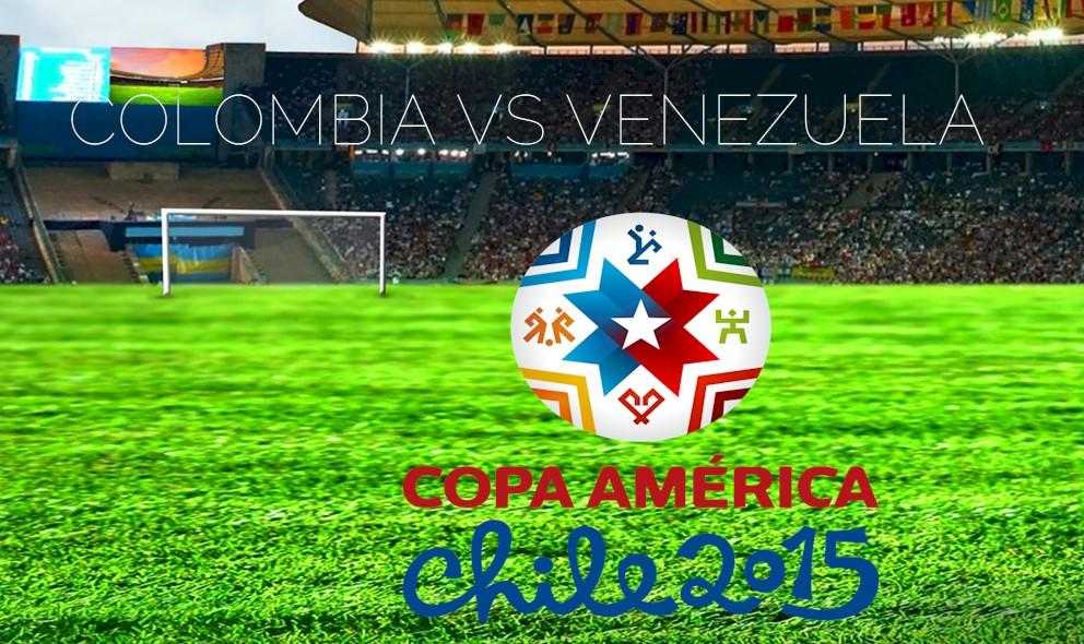 Colombia vs Venezuela 2015 Score En Vivo Ignites Copa America