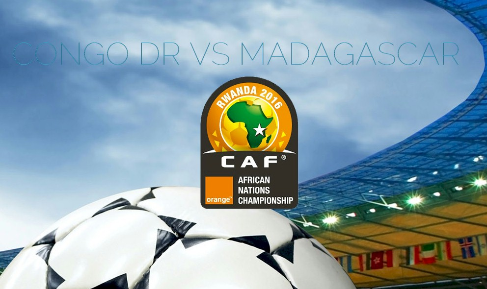 Congo DR vs Madagascar 2015 Score Delivers CAF Africa Cup of Nations