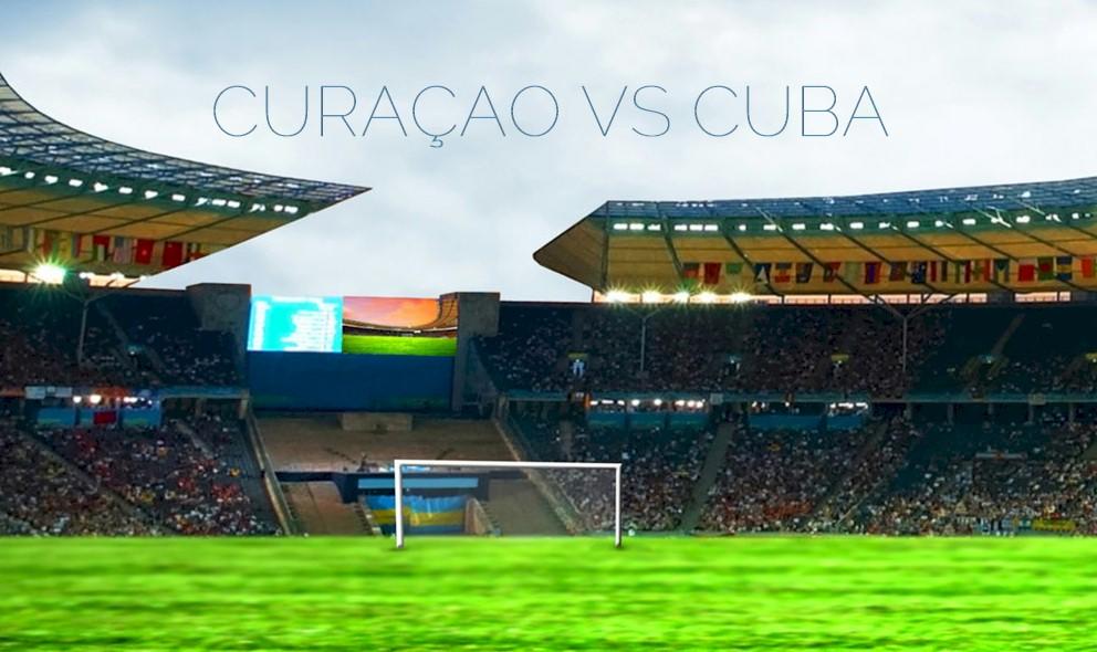 Curacao vs Cuba 2015 Score En Vivo Heats up CONCACAF WC Qualifier