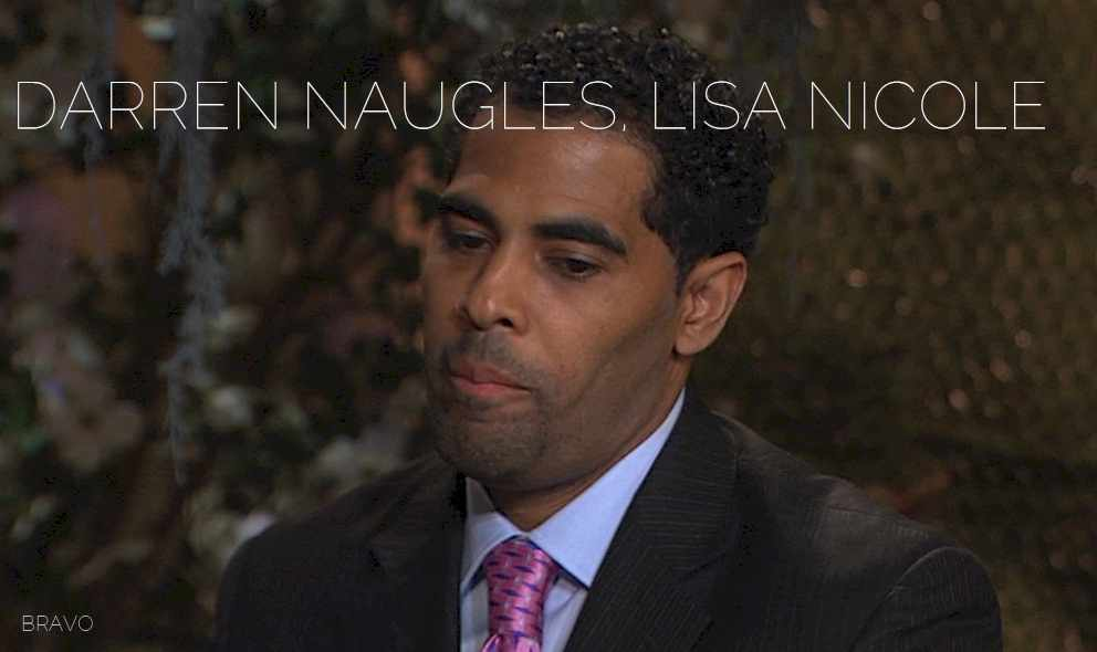 Dr. Darren Naugles, Lisa Nicole's Husband, Battles Married to Medicine: EXCLUSIVE