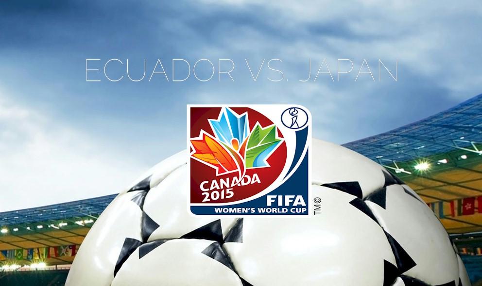 Ecuador vs. Japan 2015 Score En Vivo Heats Up Copa Mundial