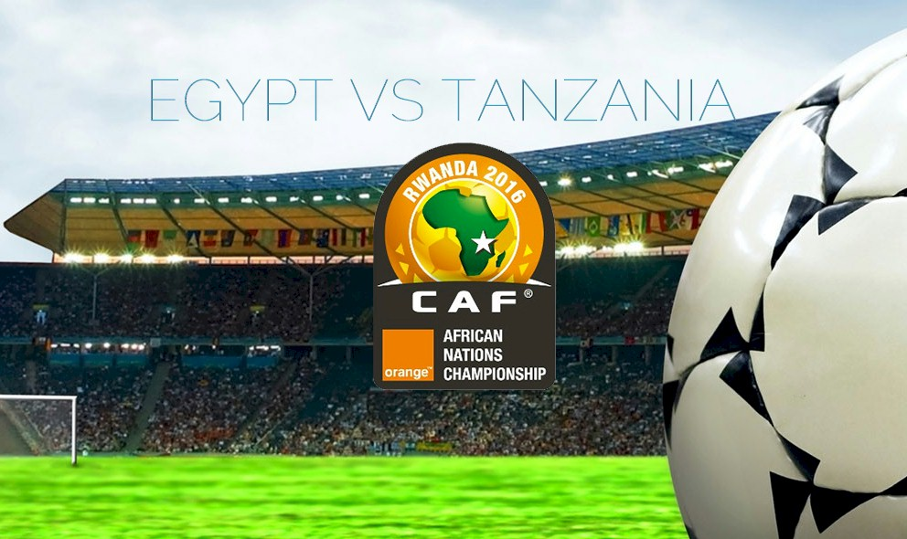 Egypt vs Tanzania 2015 Score Updates Africa Cup of Nations CAF