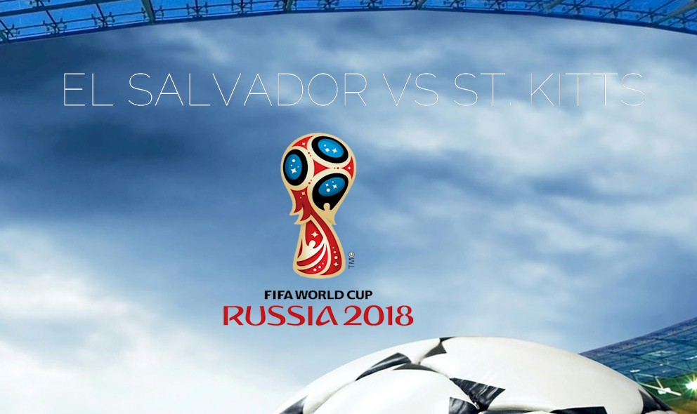 El Salvador vs St. Kitts 2015 Score En Vivo Delivers Copa Mundial Qualifier