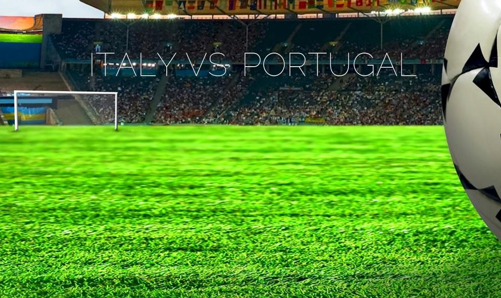 Italy vs. Portugal 2015 Score Heats up Soccer Amistoso Today