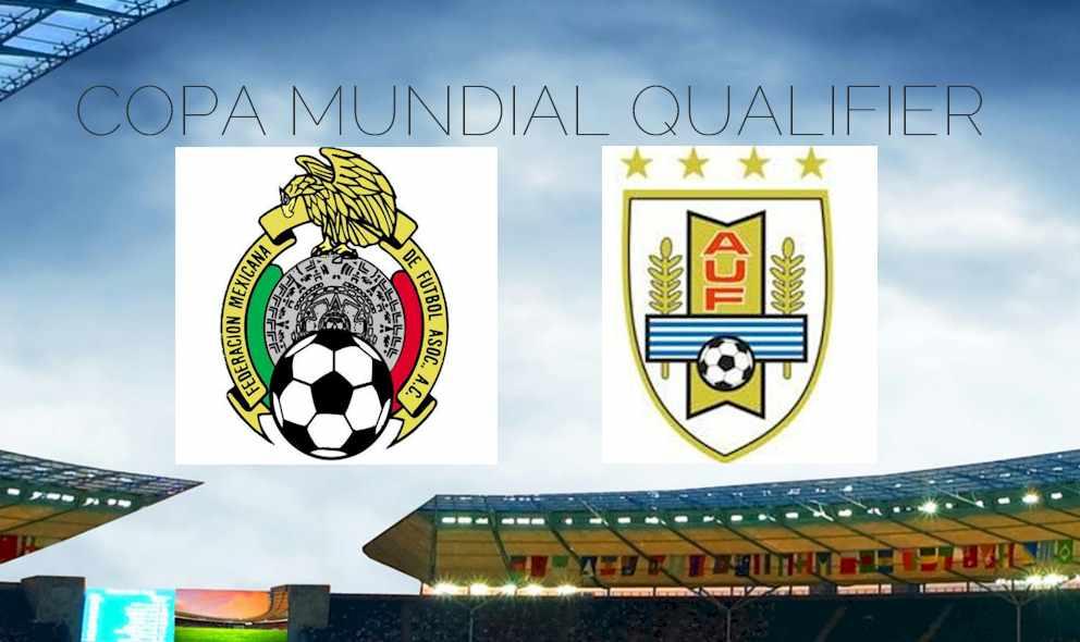 Mexico vs Uruguay 2015 Score En Vivo Ignites U20 Copa Mundial Qualifier