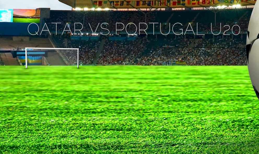 Qatar vs Portugal 2015 Score Prompts U20 World Cup Qualifier Tonight