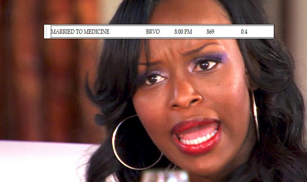 Married to Medicine Quad Webb & Cast Sink BravoTV to Worse Sunday: EXCLUSIVE | bravotv