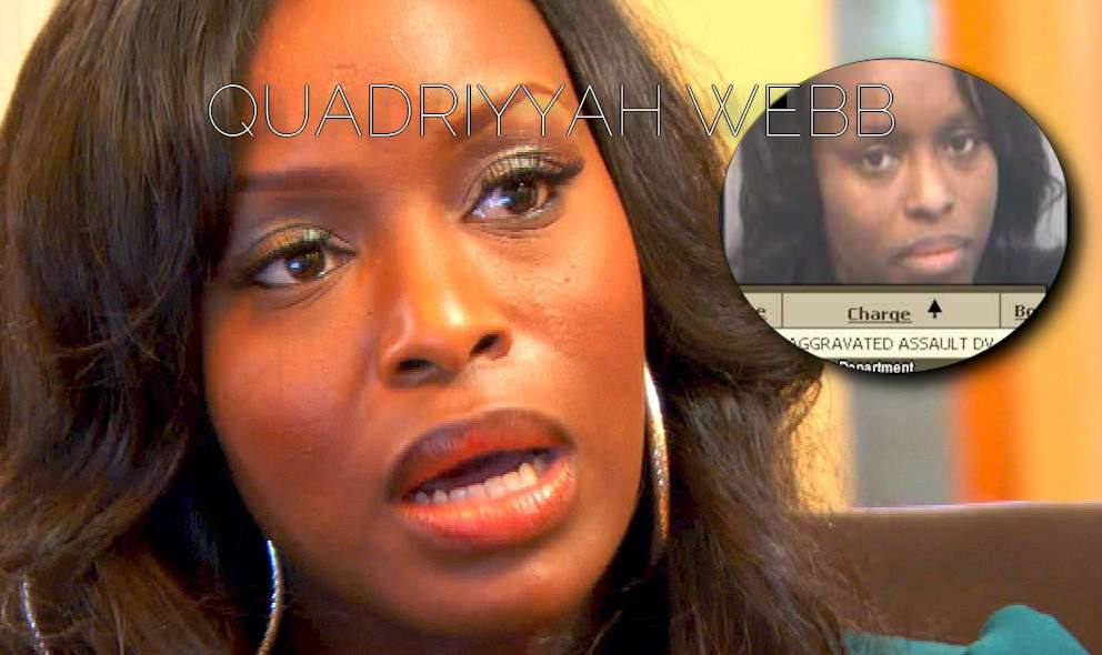 Quad Webb Married to Medicine Background Check: Arrested? EXCLUSIVE