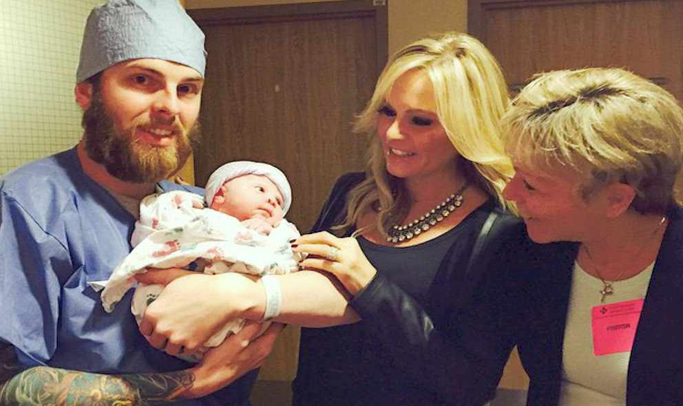 Ryan Vieth, Sarah Rodriguez's Baby Ava Ryan Reveals Tamra Barney Twist: EXCLUSIVE