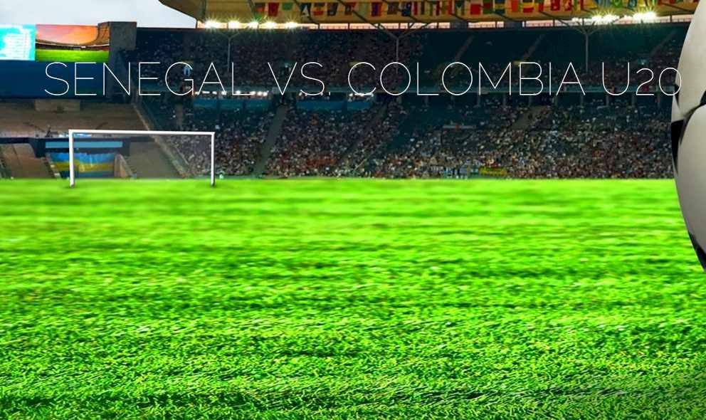 Senegal vs. Colombia U20 Score Delivers Copa Mundial Qualifier Overnight