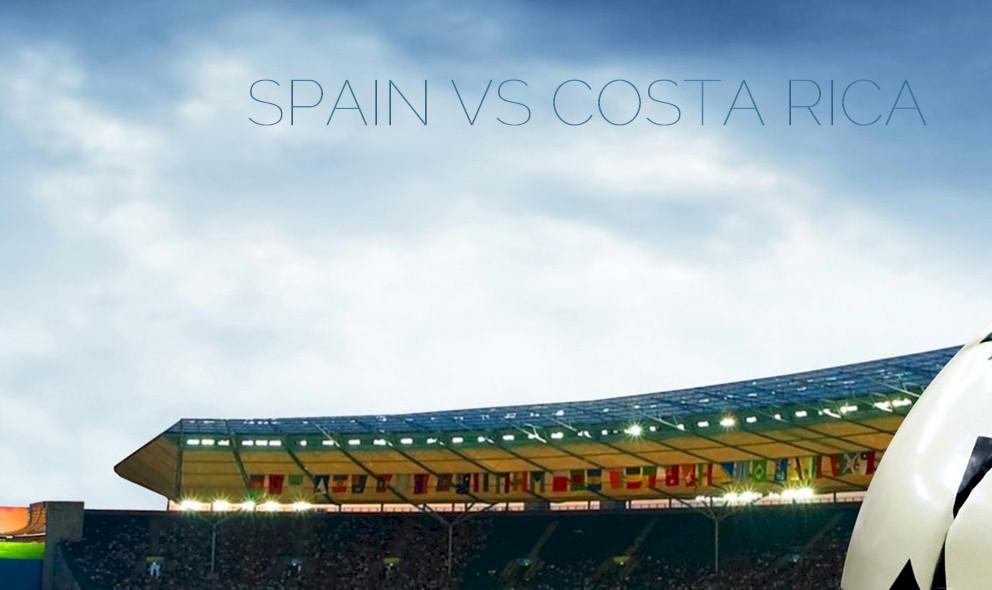 Spain vs Costa Rica 2015 Score En Vivo Heats Up Soccer Friendly