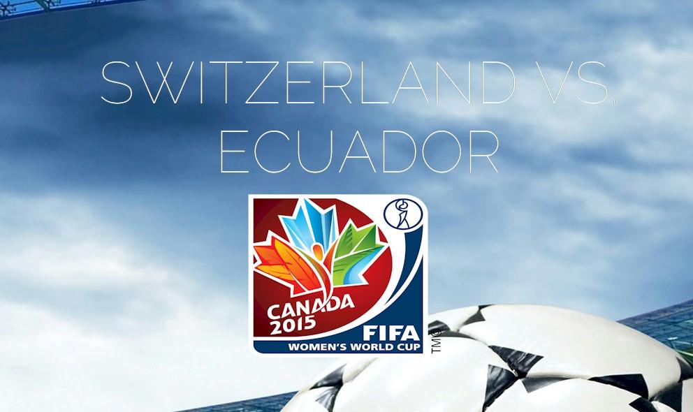 Switzerland vs. Ecuador 2015 Score Heats up Copa Mundial Qualifier