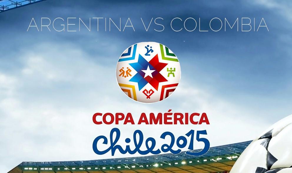 Argentina vs Colombia 2015 Score En Vivo Ignites Copa America 6/26