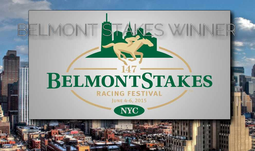 Belmont Stakes Winner 2015 Results: Who Won the Belmont Stakes Today?