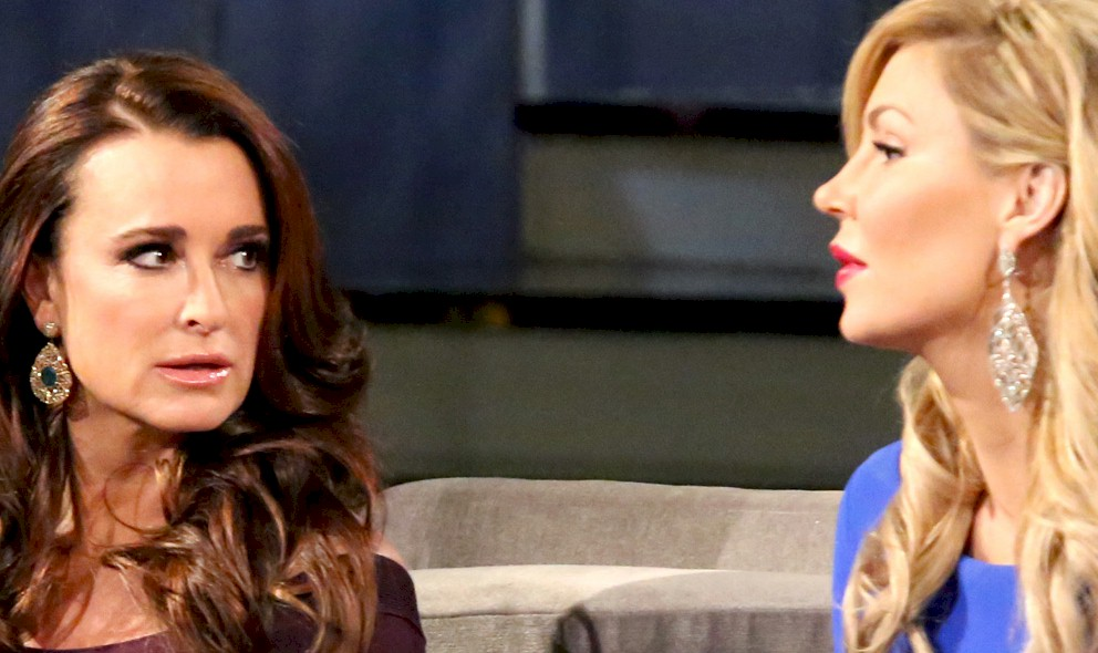 Brandi Glanville Blunders Bravo Contract in Kyle Richards Feud: EXCLUSIVE