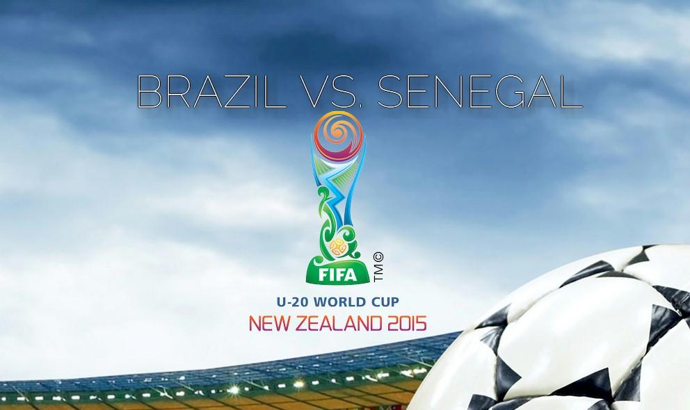Brazil vs. Senegal 2015 Score En Vivo Ignites Copa Mundial U20