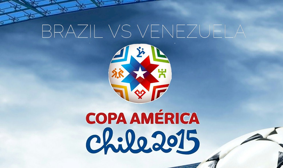 Brazil vs Venezuela 2015 Score En Vivo Sets Copa America Knockout Phase