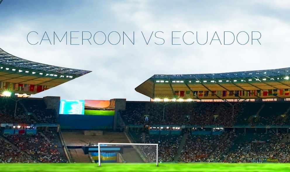 Cameroon vs Ecuador 2015 Score En Vivo Ignites Copa Mundial Qualifier