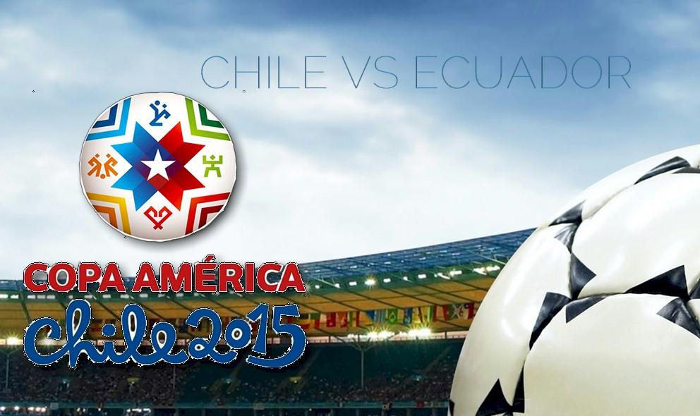 Chile vs Ecuador 2015 Score En Vivo Kicks off Copa America Results