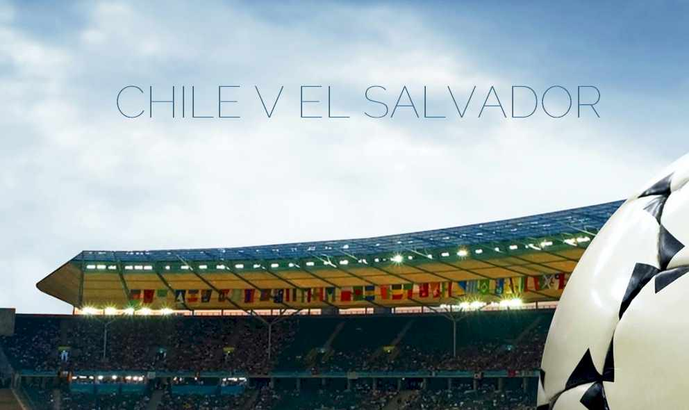 Chile v El Salvador 2015 Score En Vivo Prompts Futbol Amistoso Today