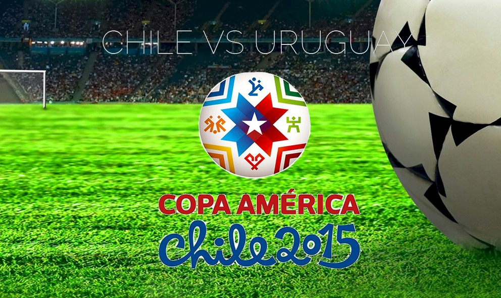 Chile vs Uruguay 2015 Score En Vivo Remains Close in Copa America Half