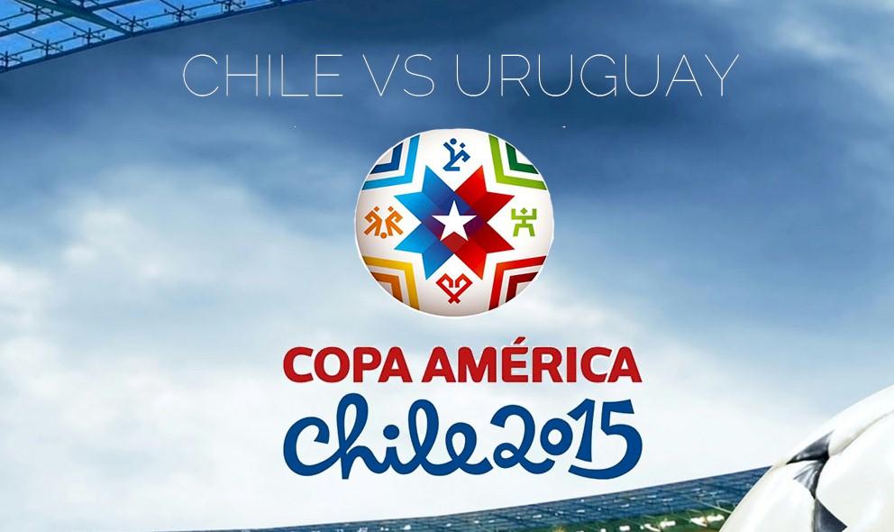 Chile vs Uruguay 2015 Score En Vivo Ignites Copa America Quarterfinals