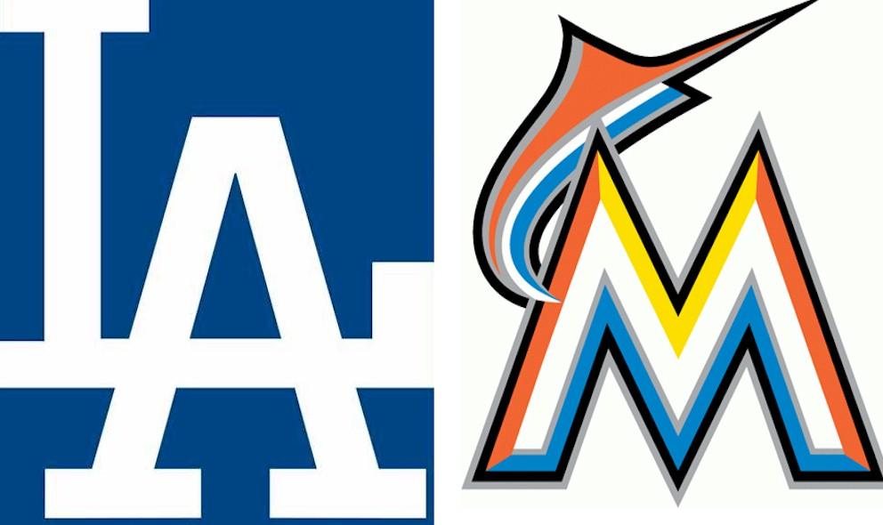 Dodgers vs Marlins 2015 Score Prompts Baseball Showdown