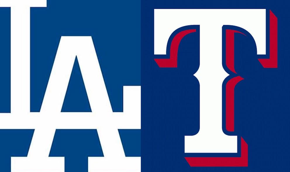 Dodgers vs Rangers 2015 Score Prompts Baseball Battle Tonight