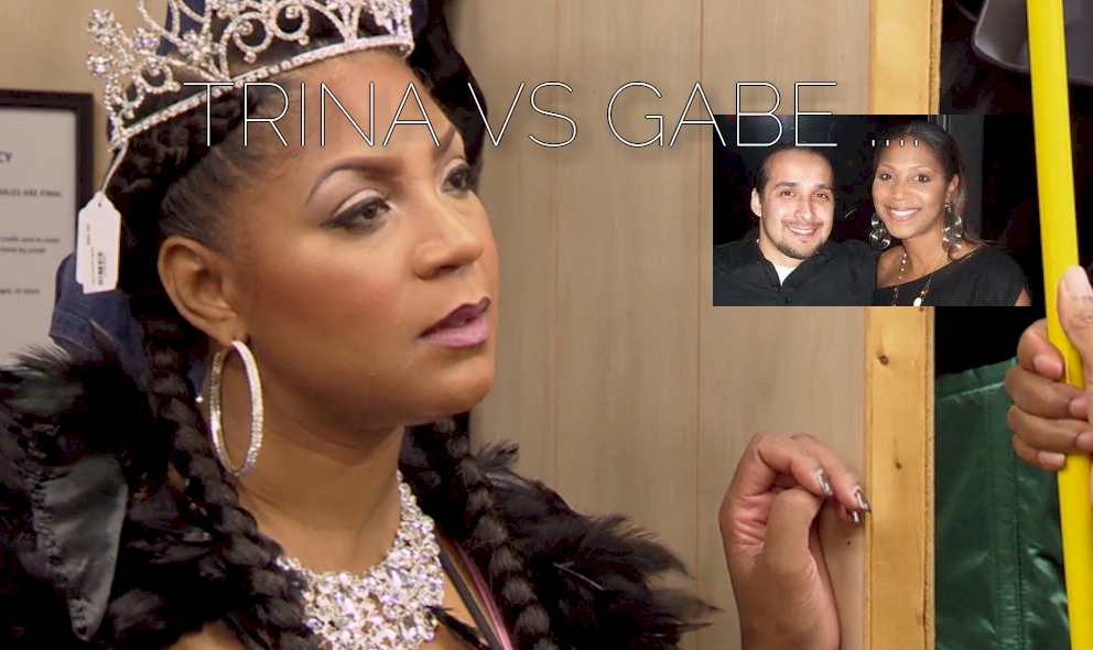 Gabe Solis Called Trina Braxton Hulk Hogan of Braxton Family Values? EXCLUSIVE