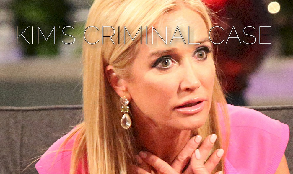 Kim Richards Criminal Case Set; 2.5 Years in Prison if Guilty