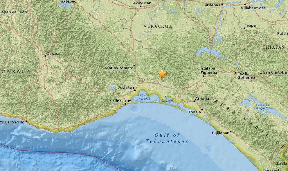 Mexico Earthquake 2015 Today: Terremoto Strikes Oaxaca Again