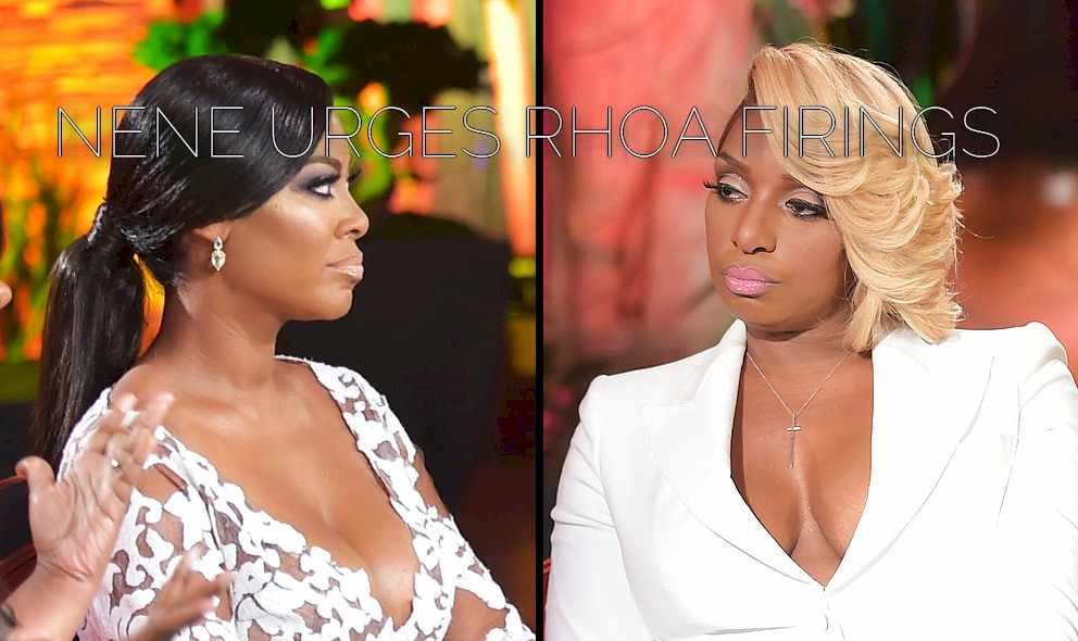 NeNe Leakes Urges RHOA to Fire Kenya Moore, Claudia Jordan: EXCLUSIVE