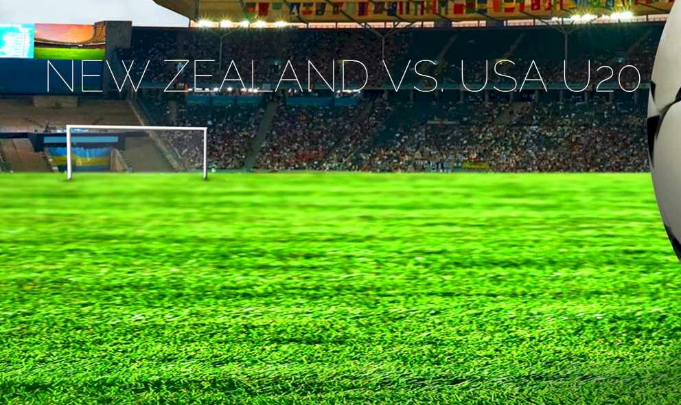 New Zealand vs. United States U20 2015: USA Wins World Cup Qualifier