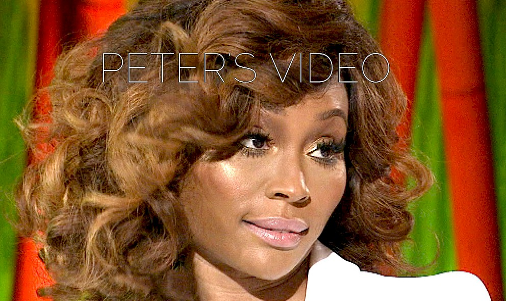 "Peter Thomas ""Cheating"" on Cynthia Bailey Video Staged for RHOA? EXCLUSIVE"