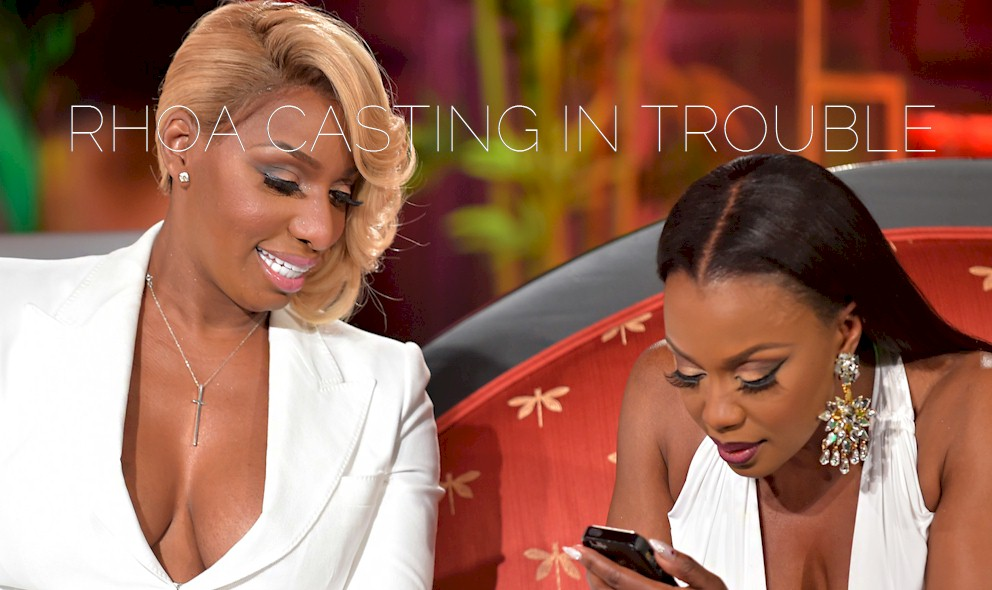 RHOA 8 Casting In Trouble? 2 New Housewives in Limbo - EXCLUSIVE