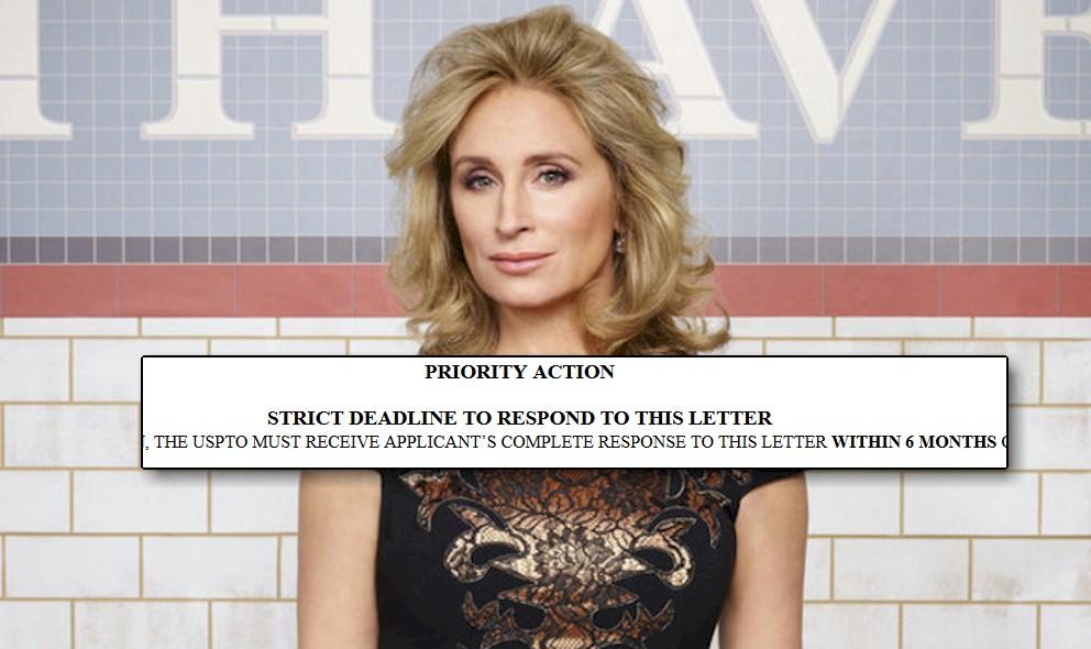 Sonja Morgan Trademark In Jeopardy: Kristen Gets Nail Polish: EXCLUSIVE