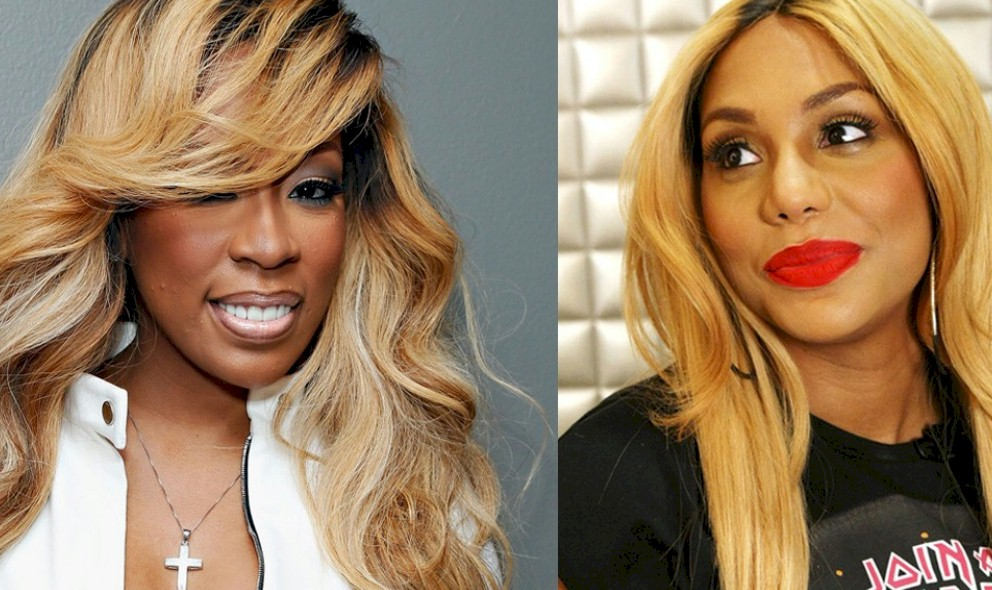 Tamar Braxton, K Michelle BET Awards 2015 Performances Heats Up